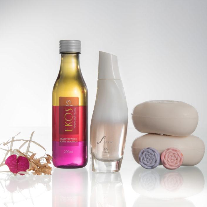 Fotografia publicitaria - Produtos de Beleza - Fotografia de produtos no Rio de Janeiro